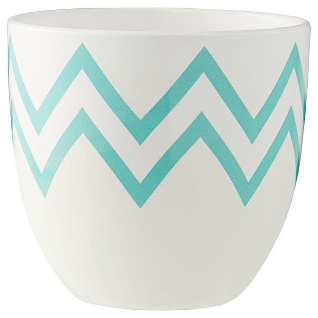 Holdit Ceramic Pot - Ziggy | Target Australia