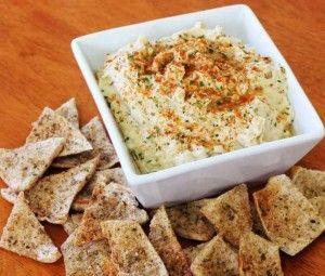 Esta es la receta de hummus más clásica y tradicional.
