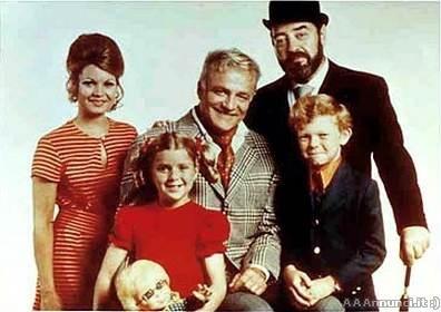 Family Affairs, sitcom (1966-71).