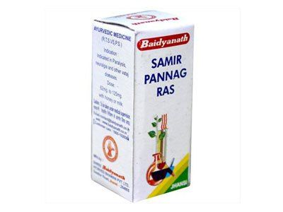 Ayurvedic Drug: Sameer-Pannag-Ras to Treat Lung Cancer