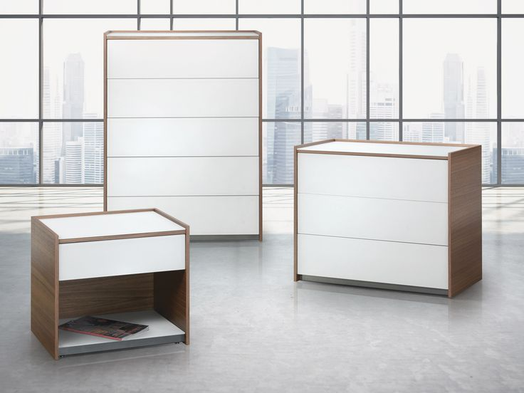Kubik Bedroom Storage - Trica Furniture  Available at Guerard's Fine Furniture, Penticton BC