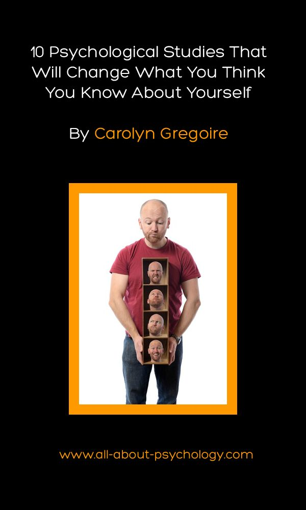 See following link to read a very interesting article by Carolyn Gregoire based on some of the most influential psychology studies ever conducted.  http://www.huffingtonpost.com/2013/10/18/20-psychological-studies-_n_4098779.html?utm_hp_ref=tw  For free psychology information and resources visit: http://www.all-about-psychology.com/