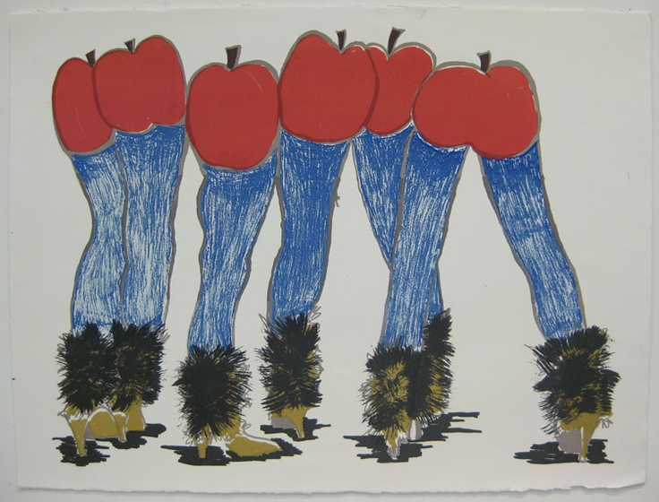 Apple Bottom Jeans... -T-Pain | Artwork of Danielle Renee Tobin ...