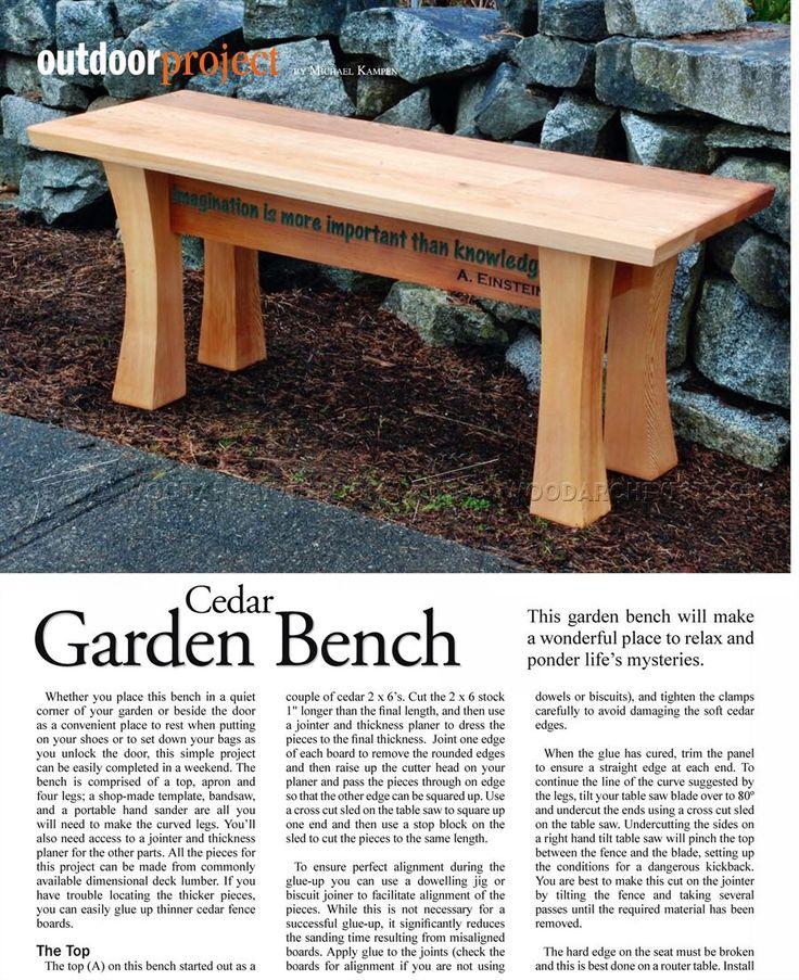 37 best garden park benches images on pinterest garden for Cedar park furniture