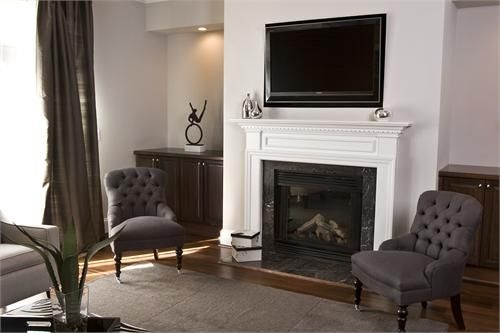 1000 Images About Fireplace Mantel Living Room On