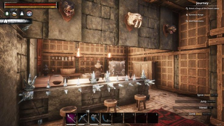 This Kitchen Conanexiles Conan Bar In 2019 Conan