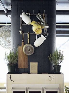 Emma's Designblogg:  12. My latest crush, Vigårda, is a fastfood barbeque restaurant run by one of Sweden's top chefs, Melker Andersson. It's stylish, tasty, cheap and mostly organic and locally produced. Located in the newly opened MOOD mall in the city centre.