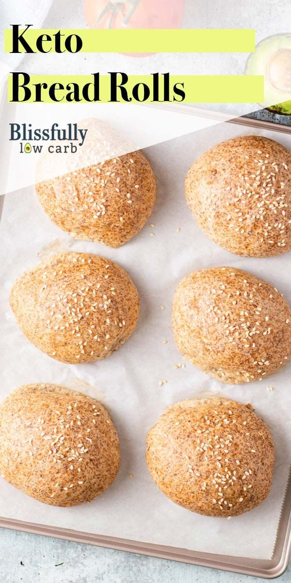 Keto Bread Rolls The Best Low Carb Bread Recipe These Light And Airy Rolls Are Made With Almond Best Low Carb Bread Lowest Carb Bread Recipe Low Carb Bread