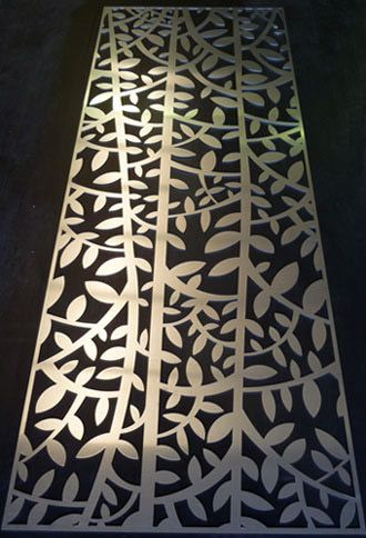 Laser cut panels decorative - Google Search