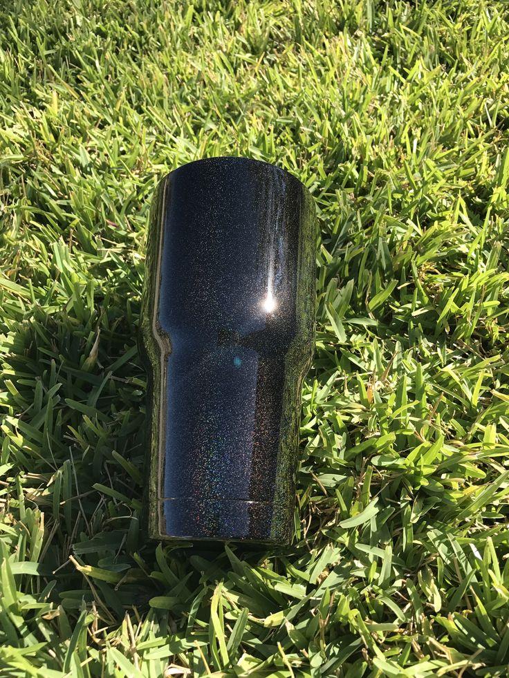 Black Stardust Powder Coated Ozark Trail Tumbler - $40