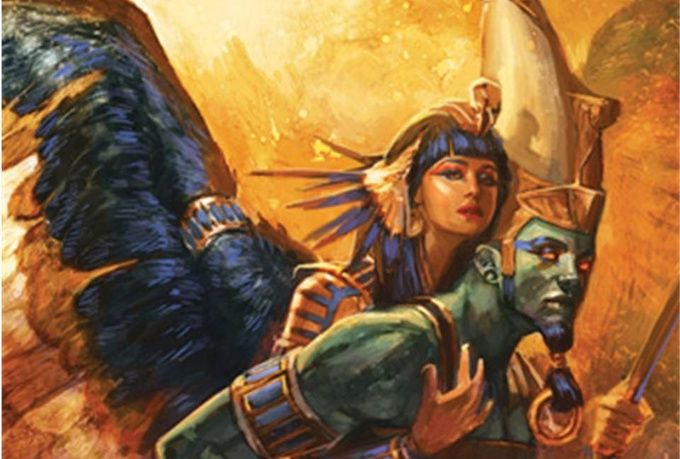 Isis, Osiris and human origins: http://truedemocracyparty.net/2012/09/alien-gods-alien-origins-the-lost-book-of-enki-memoirs-and-prophecies-of-an-extraterrestrial-god/