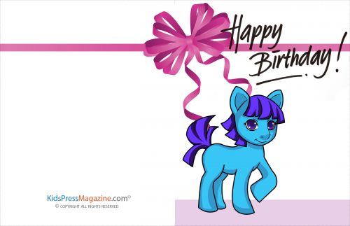 Birthday Cards #2  #birthday #card #girl