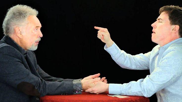 Tom Jones & Rob Brydon - Spirit In The Room Seance - YouTube