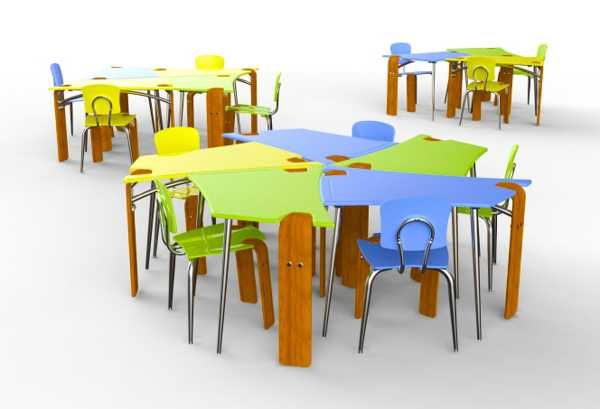 Innovative Classroom Tables ~ Innovative and unique furniture for kids by seth