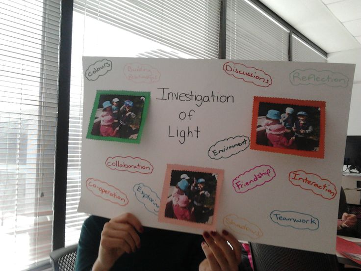 Class Group work: Pedagogical Documentation