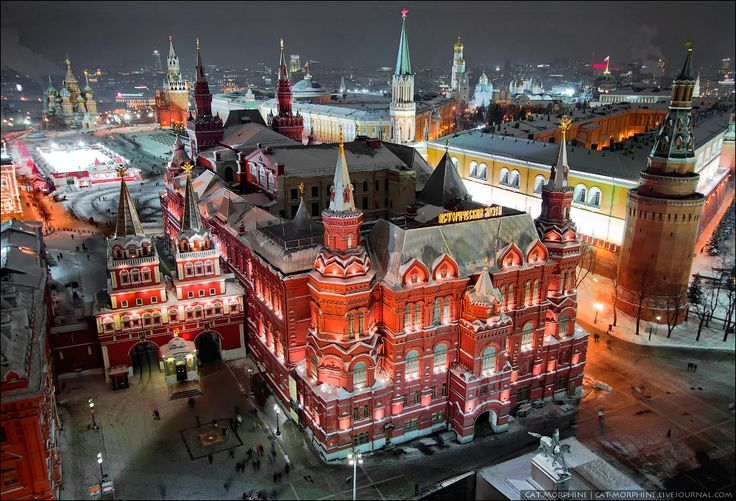 Free Museum Day at Moscow State Historical Museum in February