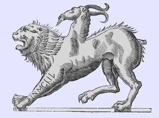 Η ΑΠΟΚΑΛΥΨΗ ΤΟΥ ΕΝΑΤΟΥ ΚΥΜΑΤΟΣ: Μυθικά πλάσματα