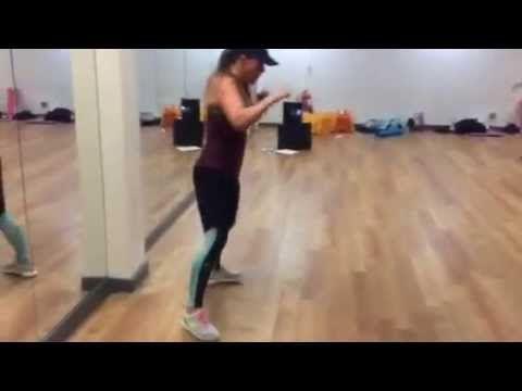 The Jungle Body Konga Boxing Cardio - YouTube