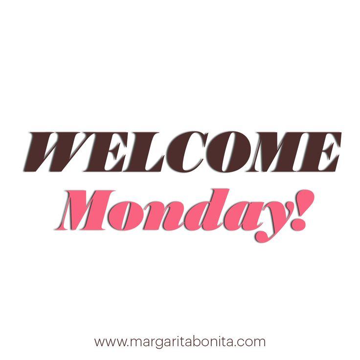 #Monday #Lunes #Lundi