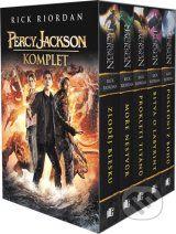 Percy Jackson 1.-5. dil (komplet) (Rick Riordan)