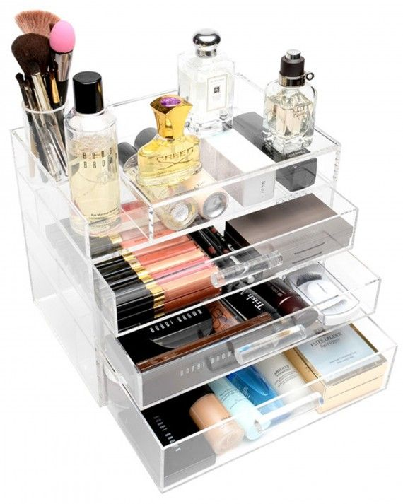 How To Organize Your Makeup Box Saubhaya Makeup