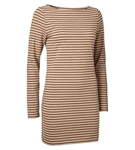 Perfect for everyday use, this stripy Jackpot top is made in a deliciously soft organic stretch cotton.