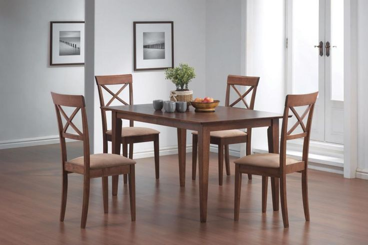 Coaster Mix & Match Rectangle Dining Table Collection - 101771