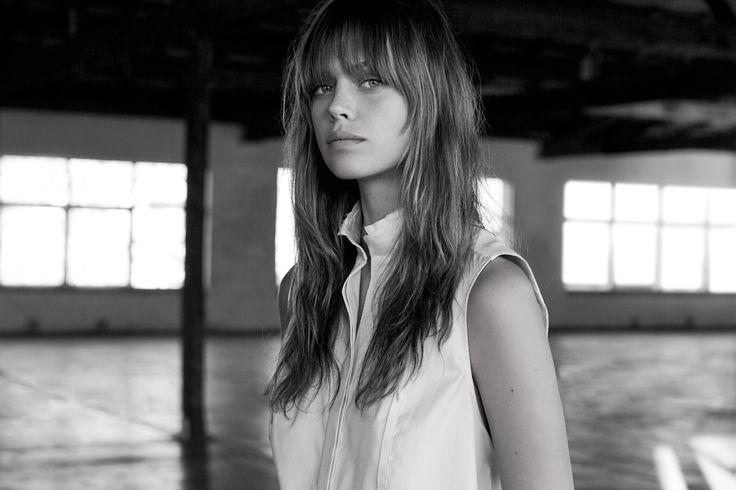 Campaign SS16 // Our model muse Jessica Clarke. #tonybianco #campaign
