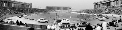 Soldier Field Stock Car Races 1949 250