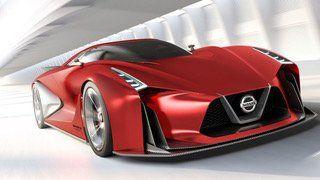 3D Model Nissan's GTR