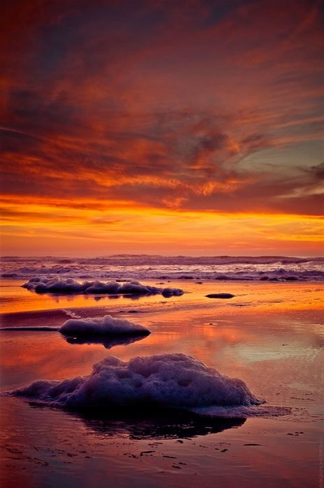.: Awesome Beaches, Sunsets Sunrises, Sunsets Вєα Нєѕ Sand Castles, N Skies Sunrises Sunsets, Nature Photography, Sky Moon Sun Clouds Fog See, Photography Sunrise Sunset, Photography Pretty