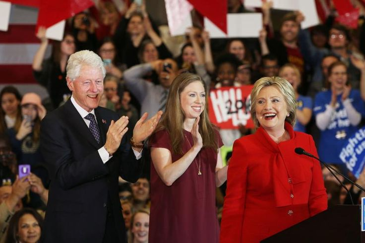 Hillary Clinton crowned 'apparent winner' of Iowa Democratic caucus