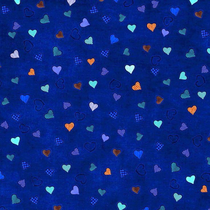 cute blue heart wallpaper hearts pinterest