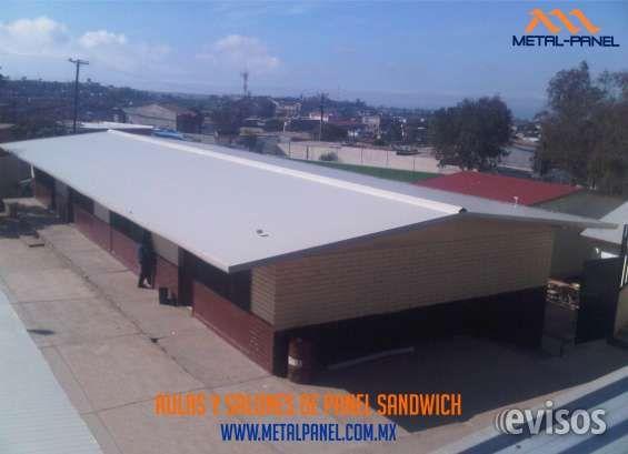 Aulas y salones escolares de panel sandwich Tijuana  Aulas y salones escolares de panel sandwich.- ve ..  http://tijuana-city.evisos.com.mx/aulas-y-salones-escolares-de-panel-sandwich-tijuana-id-596678