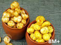 Savory and Caramelized Phool Makhana – Foxnuts