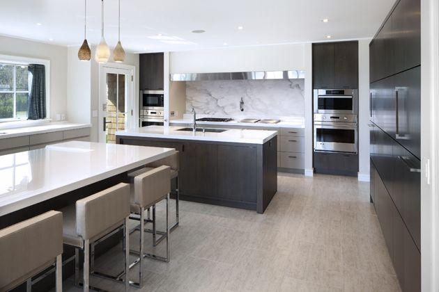 Modern Kitchen Hood - on The Interior Collective