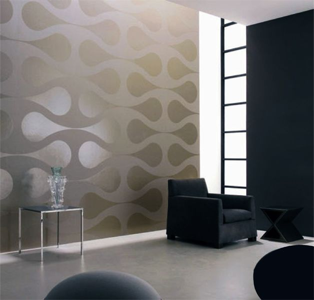 Charming Contemporary Wall Covering