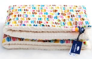 Super soft minky blankets, perfect to keep your child warm in the cot or pram or even to use as a playmat while out and about. Amazing quality and easy to clean. Now available to purchase online at Cheeky Bug - www.cheekybug.com.au