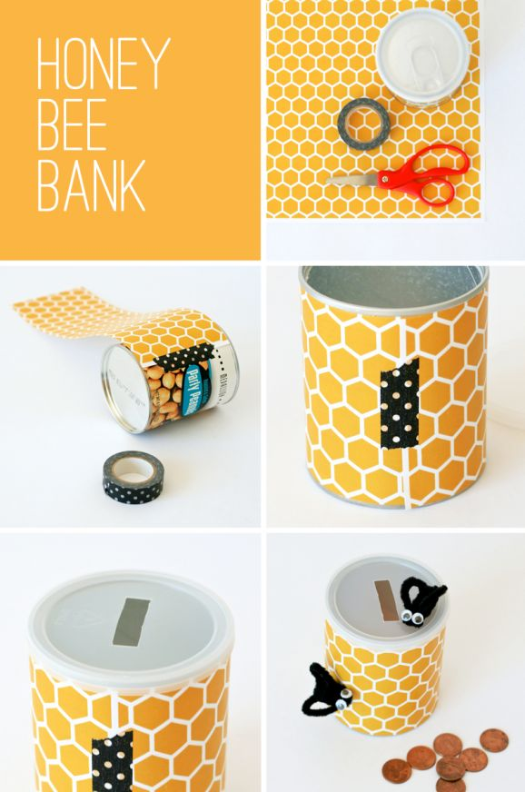 95 best images about sweet as can bee baby shower on pinterest for Plastic bees for crafts