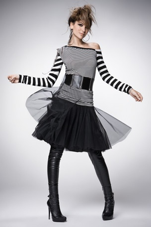 Just My Style! Stripes are always fun!