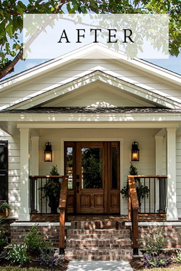 Modern Front Porches
