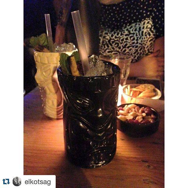 Cocktail night with @elkotsag ・・・ #thessaloniki #nightout #cocktail #thebluecup_skg