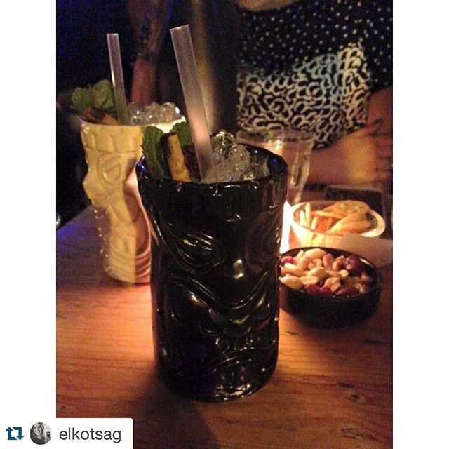 Cocktail night with @elkotsag ・・・ #thessaloniki #nightout #cocktail #thebluecup_skg