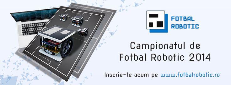 Campionatul de Fotbal Robotic 2014!