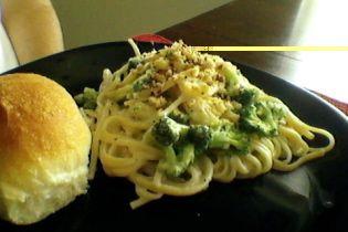 Brocolli Spaghetti