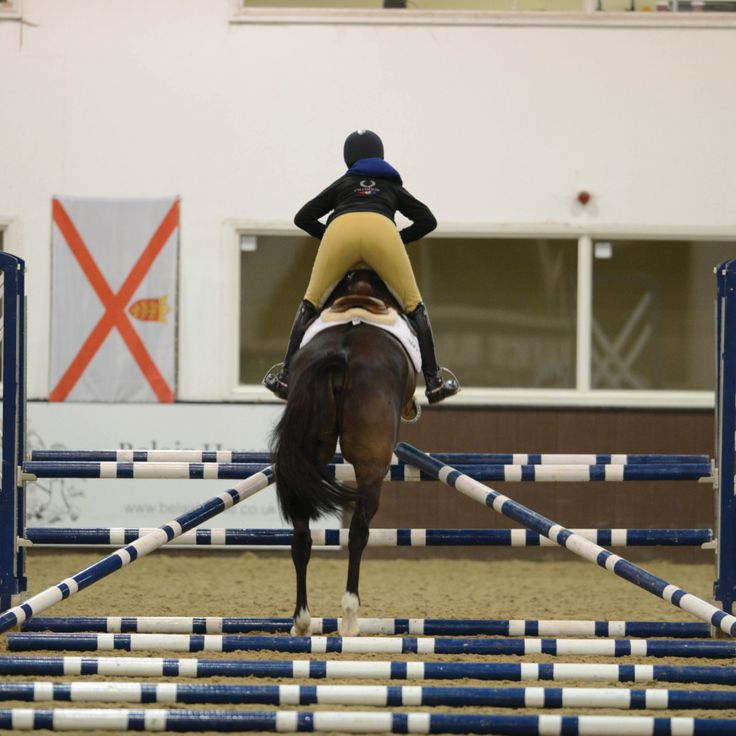 Using poles to conquer rhythm and straightness will set you up for a successful jump every time. Pippa Funnell explains how