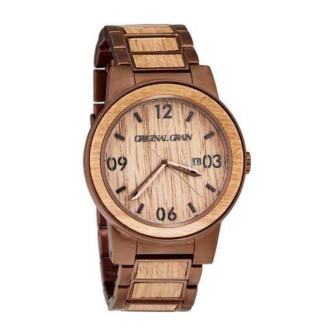 Original Grain Wooden Watch Giveaway
