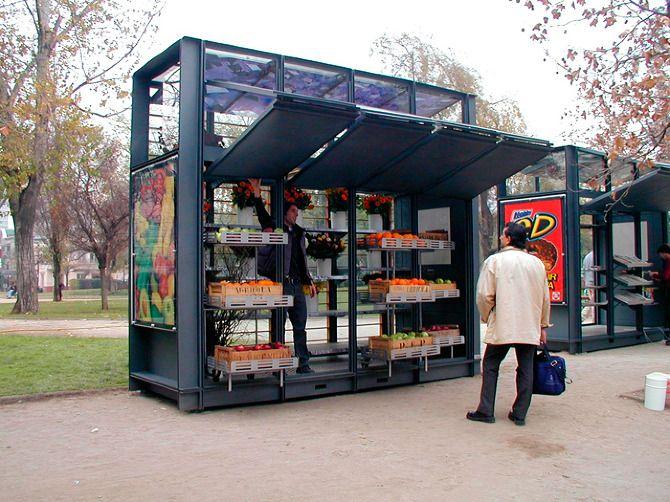 Mobiliario Urbano Providencia - DAW                                                                                                                                                     Más