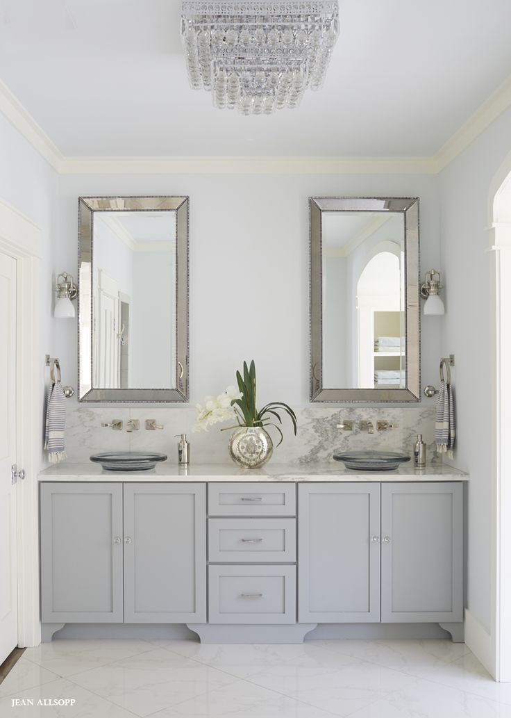 20 Beautiful Bathroom Mirror Ideas To Shake Up Your