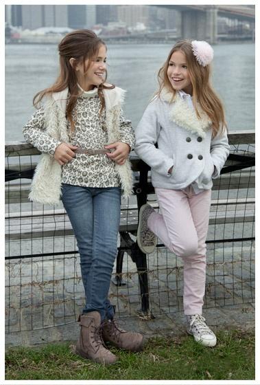 Mimo & Co | Campaña Girls Invierno 2013